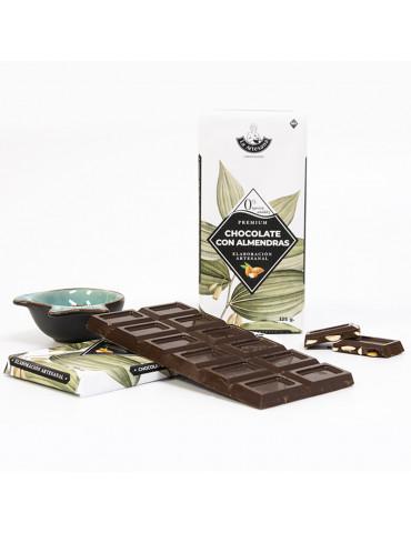 Pack Saja (4 mermeladas, 5 chocolates, 1 ud. peras y 1 miel)