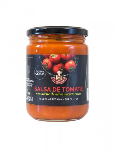 Salsa de tomate baja en...