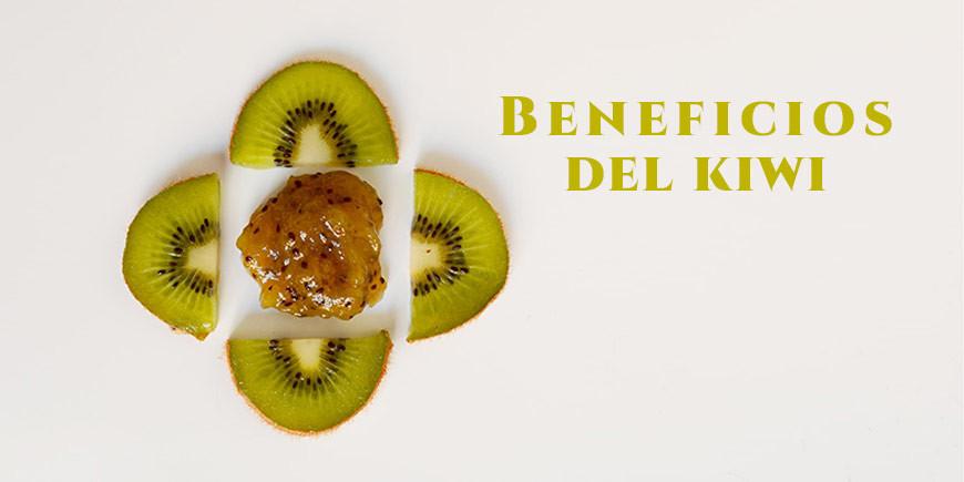 Verde que te quiero verde: Beneficios del kiwi