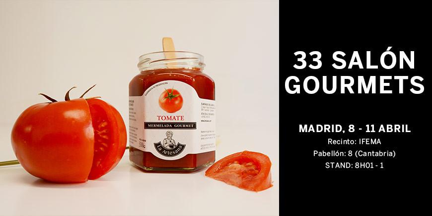 Os esperamos en el 33 Salón Gourmets