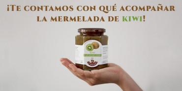 4 ideas para disfrutar de la mermelada de kiwi sin azúcar común añadido