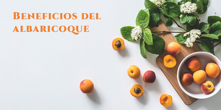 Fruta de temporada: beneficios del albaricoque