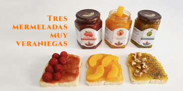 Tres mermeladas para el verano [RECETAS]