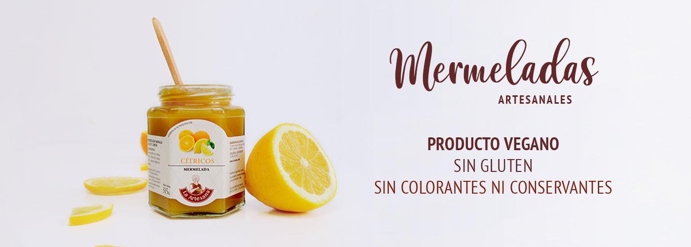 Mermelada natural La Artesana